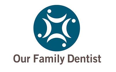 Our Family Dentist logo
