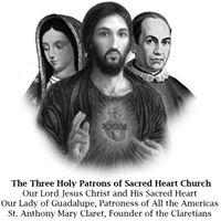 Sacred Heart Catholic Church logo