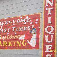 Past Times Antiques logo