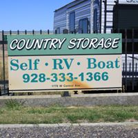 Country Storage logo