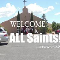All Saints Anglican Church logo