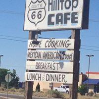 Hilltop Cafe logo