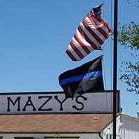 Mazy's logo