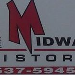 Midway Mini-Storage logo
