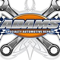 Adams Specialty Automotive Repair logo