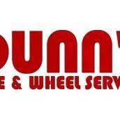Dunn's Tire & Wheel Service logo