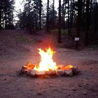 Kiwanis Bradshaw Pines Camp logo