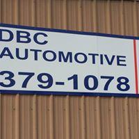 DBC Automotive Repair logo