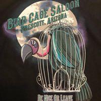 Birdcage Saloon logo