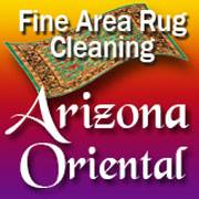 Arizona Oriental & Specialty Rug Care logo
