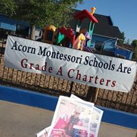 Acorn Christian Montessori School logo