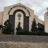 Willow Hills Baptist Church logo