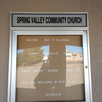 Spring Valley Community Church logo