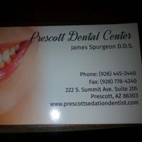 Prescott Dental Center logo