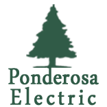 Ponderosa Electric logo
