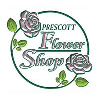Prescott Flower Shop logo