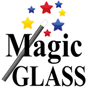 Magic Glass logo