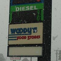 Woody's Food Stores logo