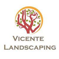 Vicente Landscaping logo