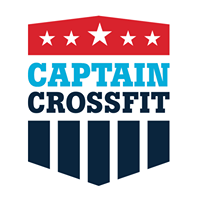 Captain Crossfit logo