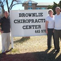 Brownlie Chiropractic Center logo