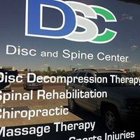 Disc And Spine Center logo