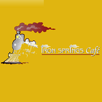 Iron Springs Cafe logo