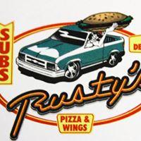 Rusty's Gourmet Subs logo