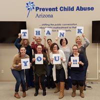 Prevent Child Abuse Arizona logo