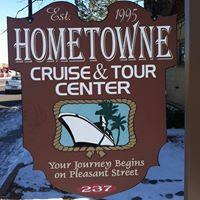 HomeTowne Travel logo