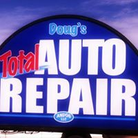 Doug's Total Auto Repair logo