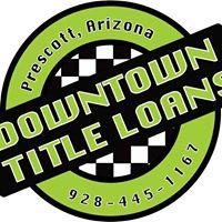 Downtown Title Loans logo