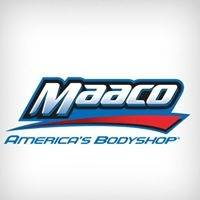 Maaco Collision Repair & Auto Painting logo