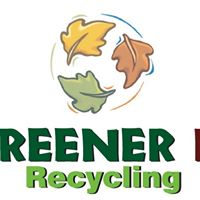 A Greener Day Recycling logo