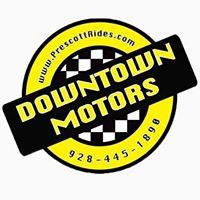 Downtown Motors logo