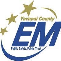 Yavapai County Emergency Management logo