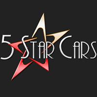 5 Star Cars logo