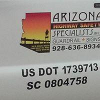 Arizona Highway Safety Specialists logo