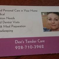 Dees Tender Care logo