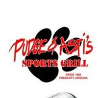 Pudge & Asti's Sports Grill logo
