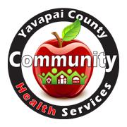 Yavapai County Community Health Services logo