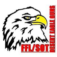 Desert Eagle Guns logo