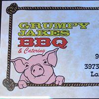 Grumpy Jakes BBQ & Catering logo
