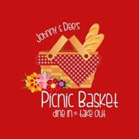 Johnny & Dee's Picnic Basket logo