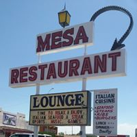 Mesa Grill & Sports Bar logo