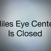 Miles Eye Center logo