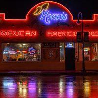 Romo's Restaurant logo