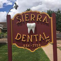 Sierra Dental PC logo