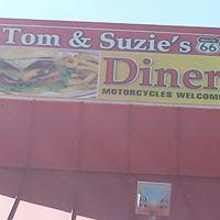 Tom & Suzie's Diner logo