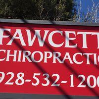 Fawcett Chiropractic logo